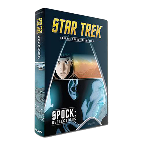 Star Trek Graphic Novel Collection Volume 04 Spock: Reflections