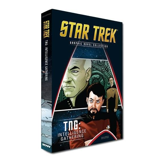 Star Trek Graphic Novel Collection Volume 11 TNG: Intelligence Gathering