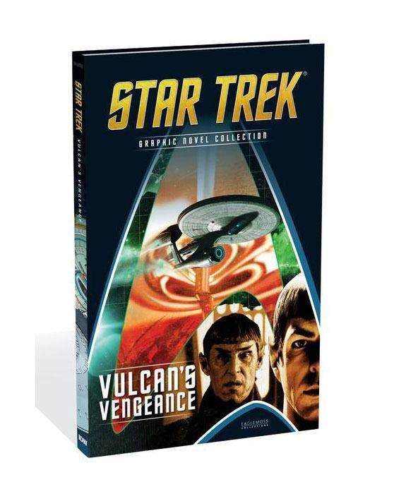 Star Trek Graphic Novel Collection Volume 14 Vulcan's Vengeance