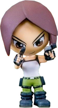 Tomb Raider Minifigur Lara Croft