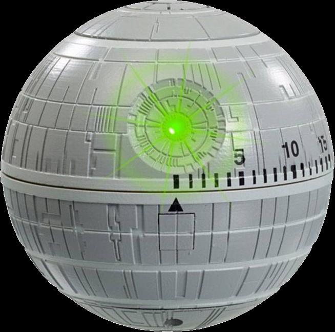 Star Wars Küchentimer Todesstern
