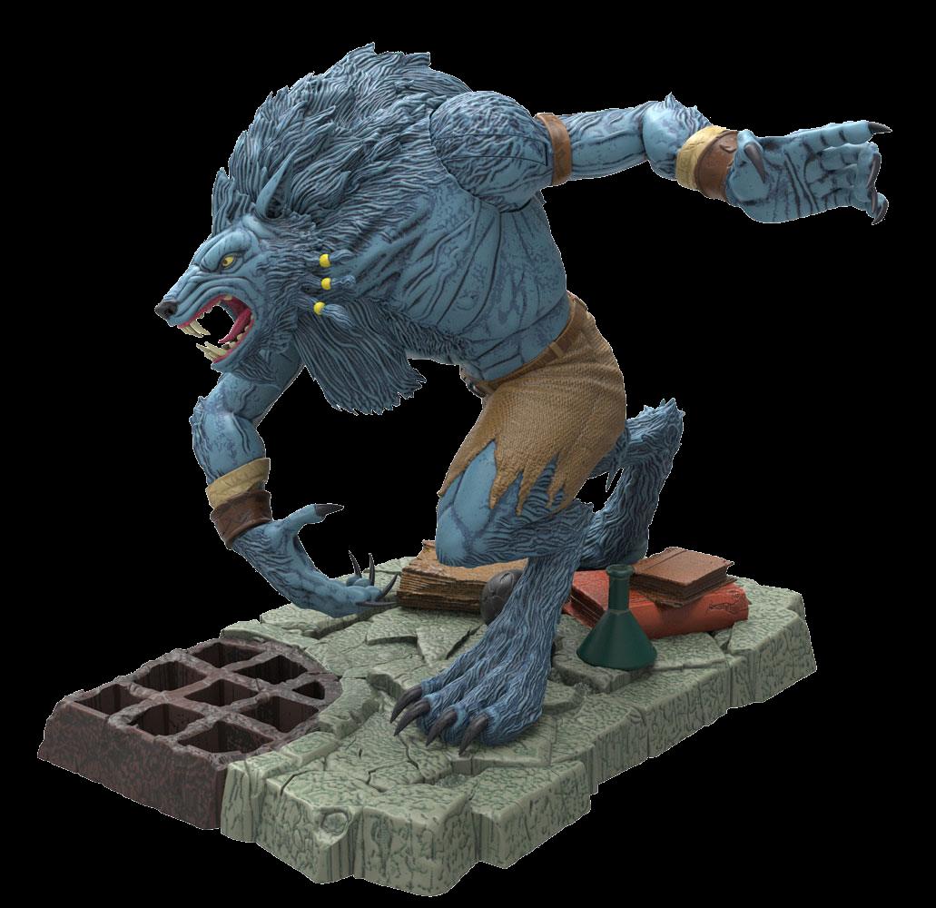 Killer Instinct Figur Sabrewulf