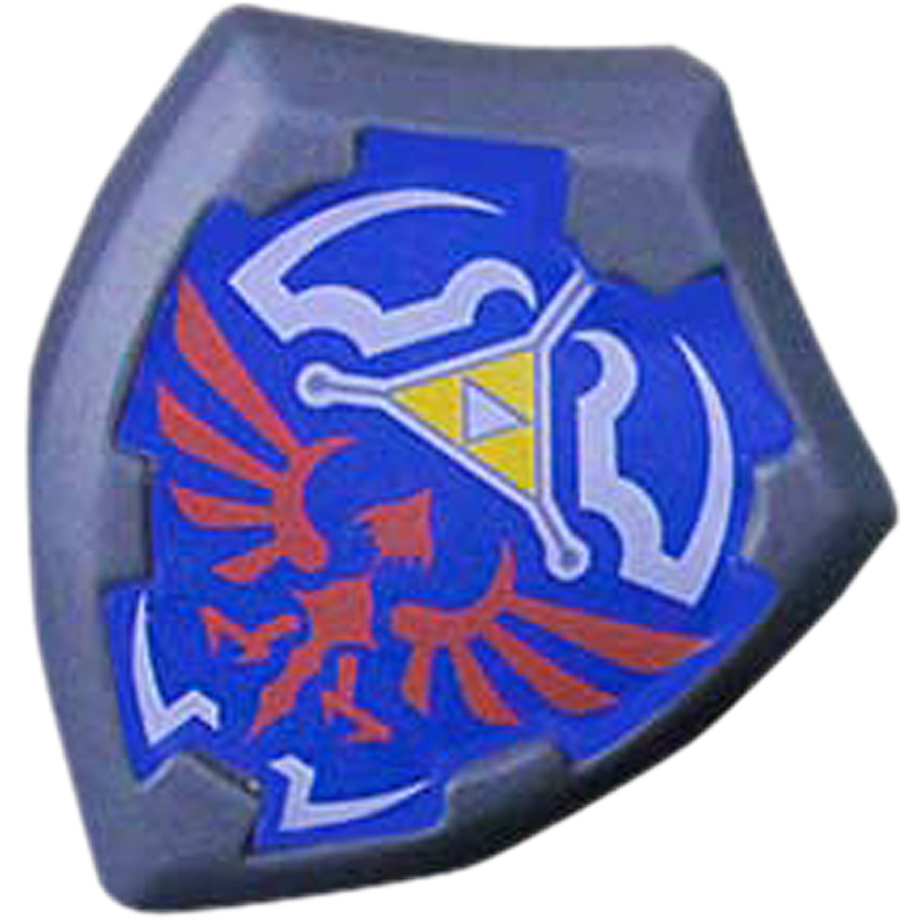 "The Legend of Zelda Anti-Stress-Ball ""Hylian Shield"""