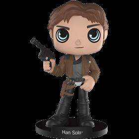 Funko Wobblers Star Wars Figur Han Solo