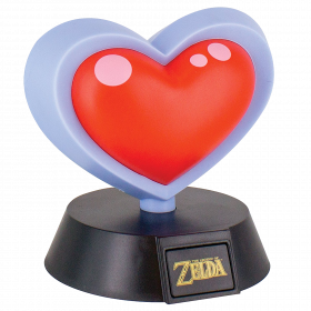 The Legend of Zelda: Heart Container 3D Licht