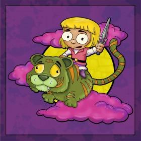 "KingsGlass ""Adam And The Cat"""