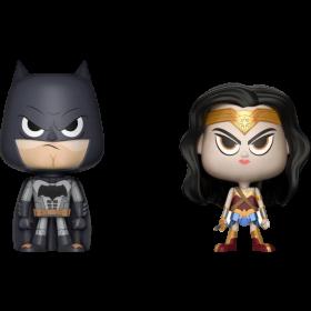 Justice League VYNL Figuren Doppelpack Batman & Wonder Woman