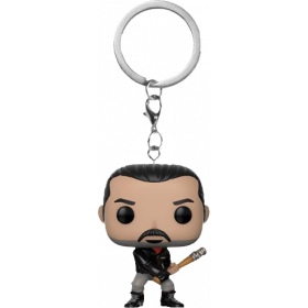 Funko Pocket POP! The Walking Dead Vinyl Schlüsselanhänger Negan