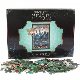 """Fantastic Beasts"" Puzzle"
