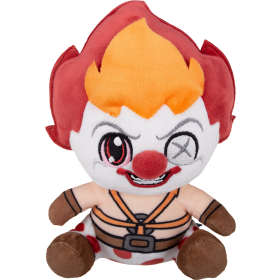 "Twisted Metal Stubbins Plüsch-Figur ""Sweet Tooth"""