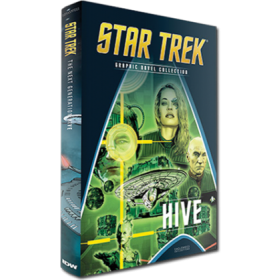 Star Trek Graphic Novel Collection Volume 03 Hive
