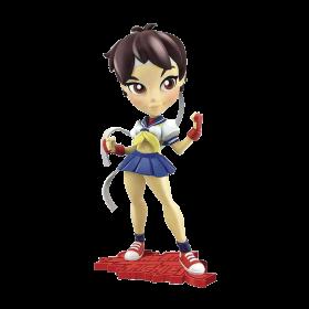 Street Fighter Knockouts Vinyl Figur Sakura