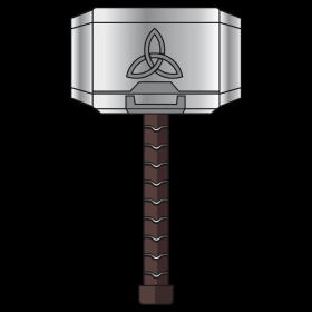 "KingPin #10 ""Mjölnir"""