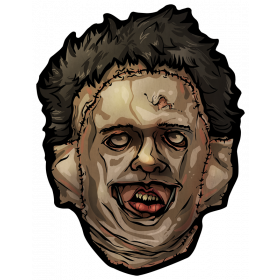 "KingsGlass #07 ""Leatherface"""