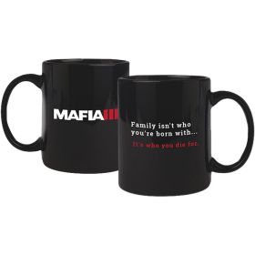 Mafia 3 Tasse mit Logo