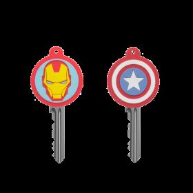 Marvel Avengers Schlüsselabdeckungen