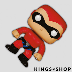 The Phantom POP! Heroes Vinyl Figur Red Costume 10 cm