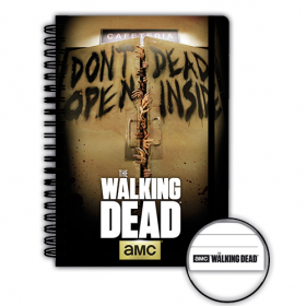 Walking Dead Notizbuch DIN-A5 Dead Inside
