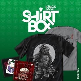 ShirtBox 3Monate+