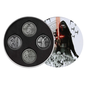 Star Wars First Order Münz-Set