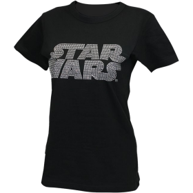 """Star Wars"" Girlie Strass-T-Shirt"