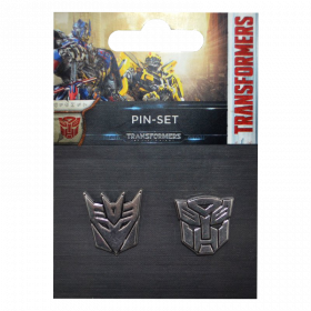 Transformers Pin-Set