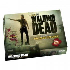 The Walking Dead Brettspiel The Best Defense