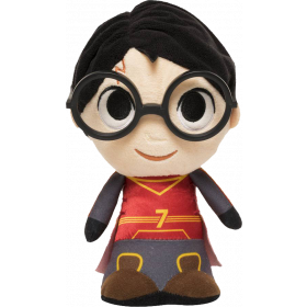 Harry Potter Super Cute Plüschfigur Harry Potter in Quidditch-Uniform