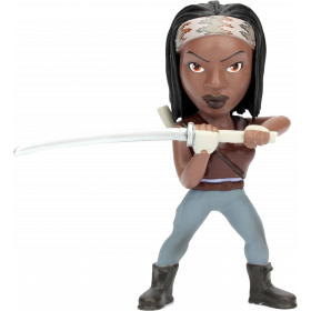 The Walking Dead Metals Die Cast Figur Michonne