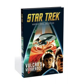 Star Trek Graphic Novel Collection Volume 14 Vulcan's Vengeance
