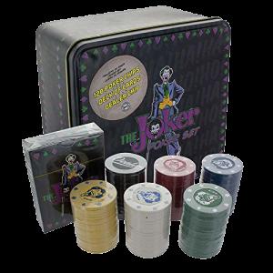 DC Comics The Joker Pokerset
