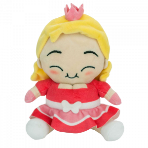"Fat Princess Stubbins Plüsch-Figur ""Pink Princess"""