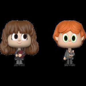 Harry Potter VYNL Figuren Doppelpack Ron & Hermine