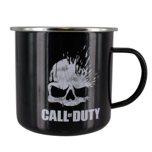 Call of Duty Metalltasse Skull