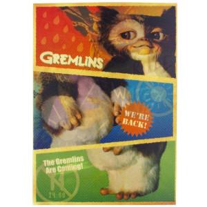 Gremlins Lentikular Notizbuch