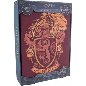 Harry Potter Gryffiindor Luminart