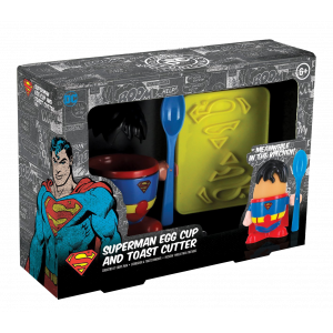 DC Comics Superman Eierbecher