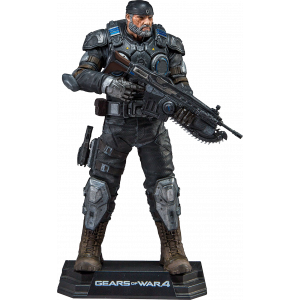 Gears of War 4 Color Tops Actionfigur Marcus Fenix