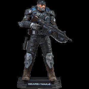 Gears of War 4 Color Tops Actionfigur Marcus Fenix