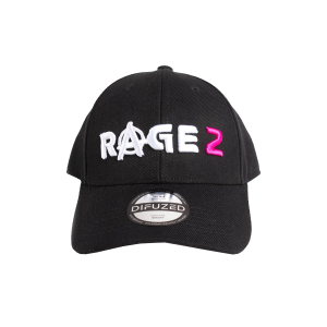 Rage 2 Adjustable Logo Cap