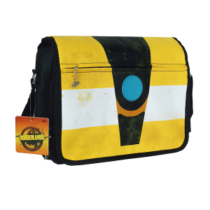Borderlands Claptrap Messenger Bag