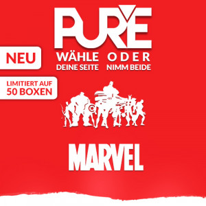 PureBox - Marvel Universe