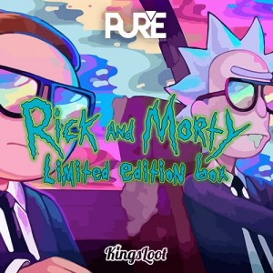 PureBox – Rick and Morty