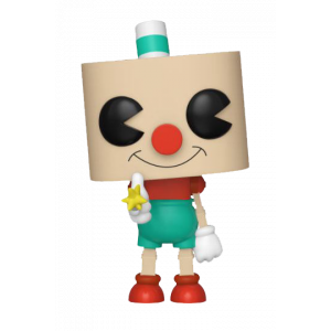 Funko POP! Games Cuphead: Cuppet