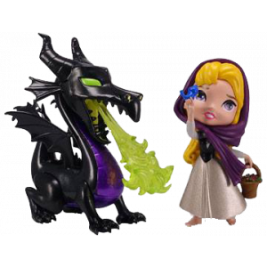 Disney Metals Die Cast Figuren Doppelpack Maleficent & Briar Rose