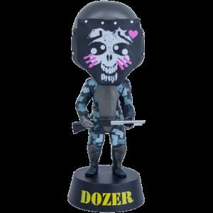 Payday 2 Figur Dozer Bobblehead