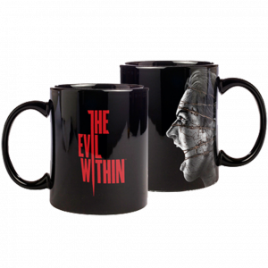 The Evil Within Tasse mit Logo