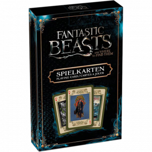 """Fantastic Beasts"" Spielkarten-Set"