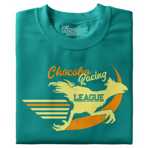 """Chocobo Racing League"" Premium T-Shirt"