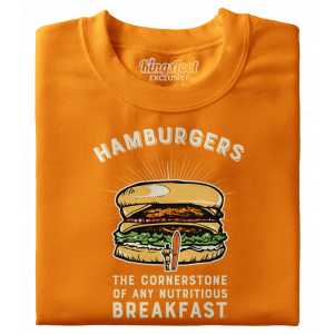 """Big Hamburgers"" Premium T-Shirt"